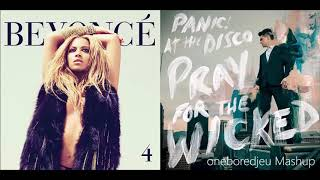 Saturday Night Party - Beyoncé vs. Panic! At The Disco (Mashup)
