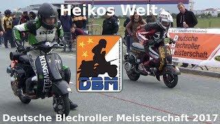 25. Motorroller- Rennen Rollerclub Minusschrauber Bremen Roller Scooter tuning DBM