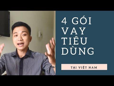 4 Gói Vay Vốn Tiêu Dùng - Ngân Hàng VPBANK - TP.HCM