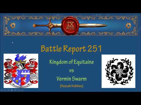 The 9th Age Battle Report 251