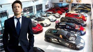 Robert Downey's Luxury Lifestyle 2018