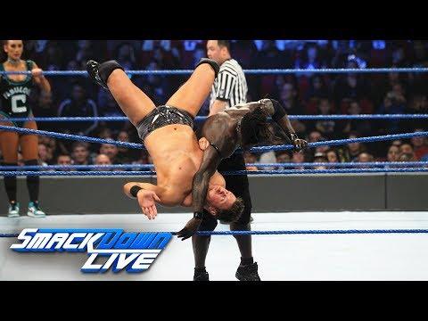 R-Truth & Carmella vs. The Miz & Mandy Rose: SmackDown LIVE, Dec. 18, 2018