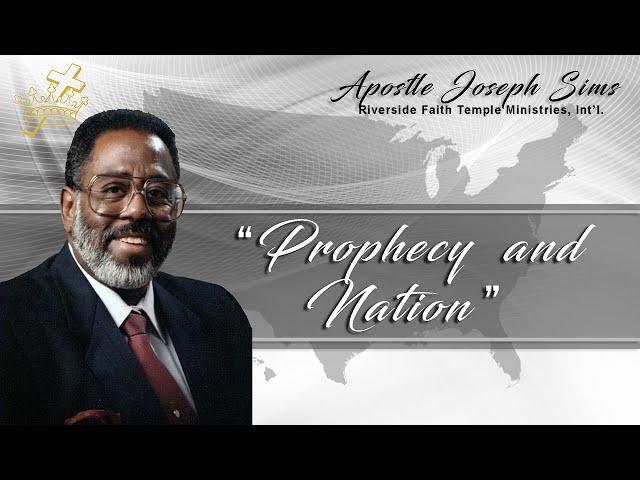 Audio Sermon - Prophecy & Nation, Psalm 139; Isaiah 46-47; Jeremiah 23