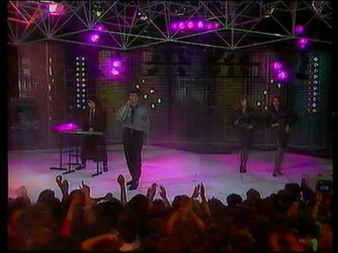 ARCADIA - (Duran Duran) THE FLAME - TV 1985