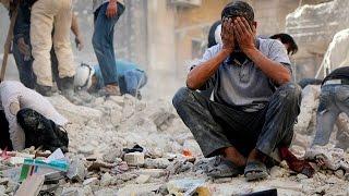 Жесть! В Сирии боевики используют химическое оружие запрещенное во всём мире!!!