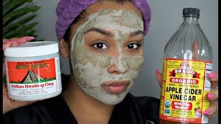 THE BEST FACE MASK FOR CLEAR GLOWING SKIN| TheAnayal8ter