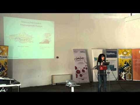 Job Fair Athens 2013 - Ομιλία Πραματαρη
