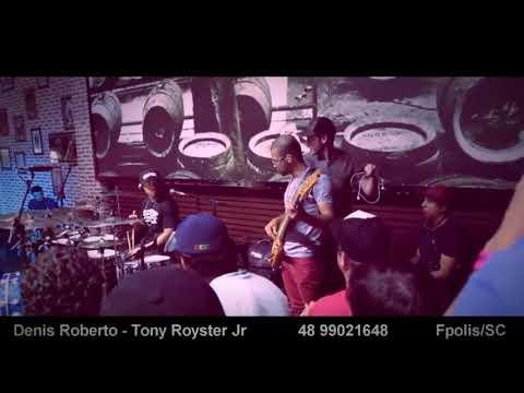 Tony Royster Jr - WorkShop - Denis Roberto Participação