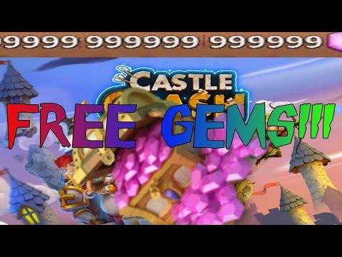 Castle Clash Free Gems Code