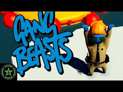 Lets Play - Gang Beasts: Officer Quiff