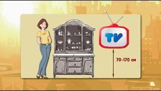 видео Телевизор на кухне: варианты размещения, фото, советы