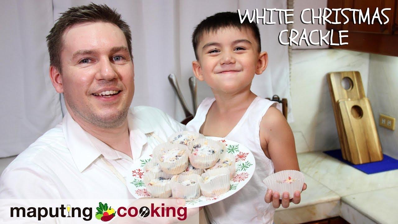 White Christmas Crackle -  Filipino Christmas with Chris Urbano