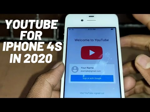 How to Install YouTube App For iPhone 4s Updated