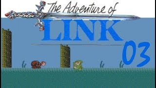 Zelda II: The Adventure of Link #3 Die Gegner werden nicht leichter [Blind/German/Let