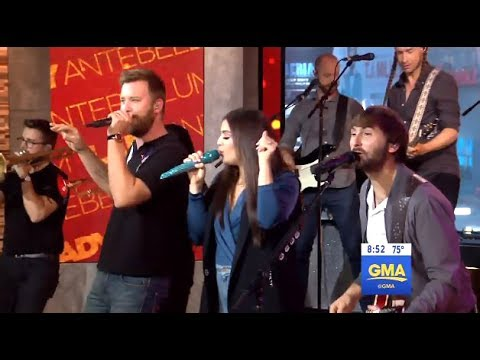 lady-antebellum-you-look-good-live
