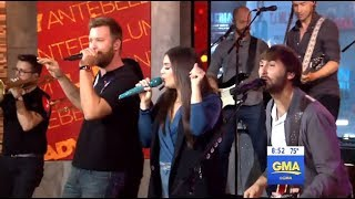 Lady Antebellum You Look Good LIVE