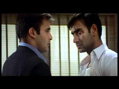 Psycho Serial Killer - Ajay Devgan - Akshaye Khanna - Deewangee - Most Viewed Scenes