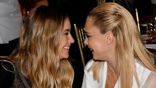 Cara Delevingne and Ashley Benson Finally Go Public With Their Relationship