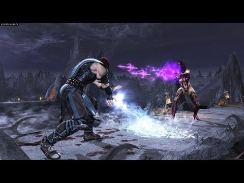 How To Install Mortal Kombat Komplete Edition Using Crack In Windows PC