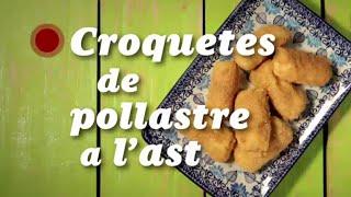 Cuines - Croquetes de pollastre a l'ast - TV3