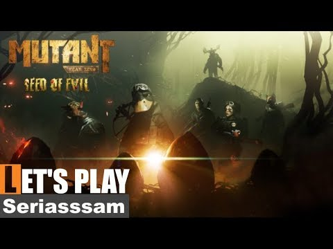 Seed of Evil DLC | Mutant Year Zero: Road to Eden - Very Hard Difficulty - Gameplay – Part 1