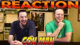 Con Man Trailer REACTION!! SDCC trailer