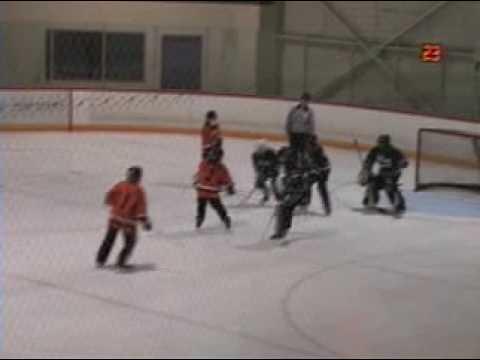 Sackville Ringette U14 vs Halifax Chebucto 18 Nov 2009