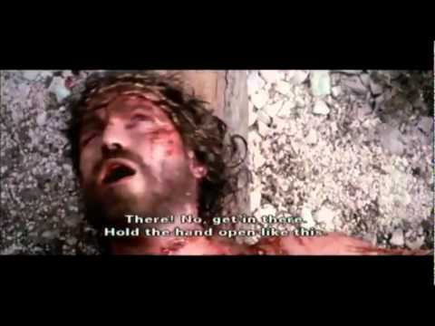 Crucified Scene - YouTube