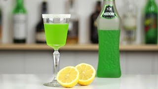 MIDORI MELON BALL DROP - Is this too sweet for you?