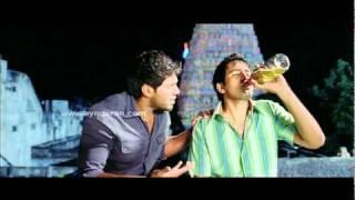 Aarya and santhanam comedy from Boss Engira Baskaran Ayngaran HD Quality