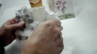 Découpage em vidro 1