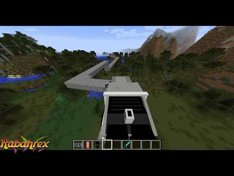 Minecraft - DeLorean (Regreso al Futuro) MOD! - ESPAÑOL TUTORIAL