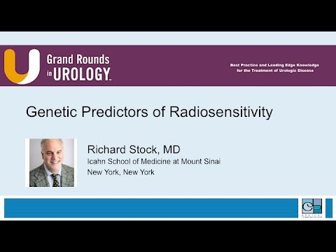 Genetic Predictors of Radio-sensitivity