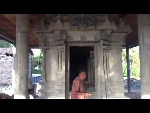 MUTHUR Kuppanna Samy temple work in final stage. MKS Kumar. 9360667068