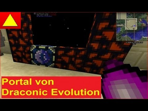 how to add draconic evolution