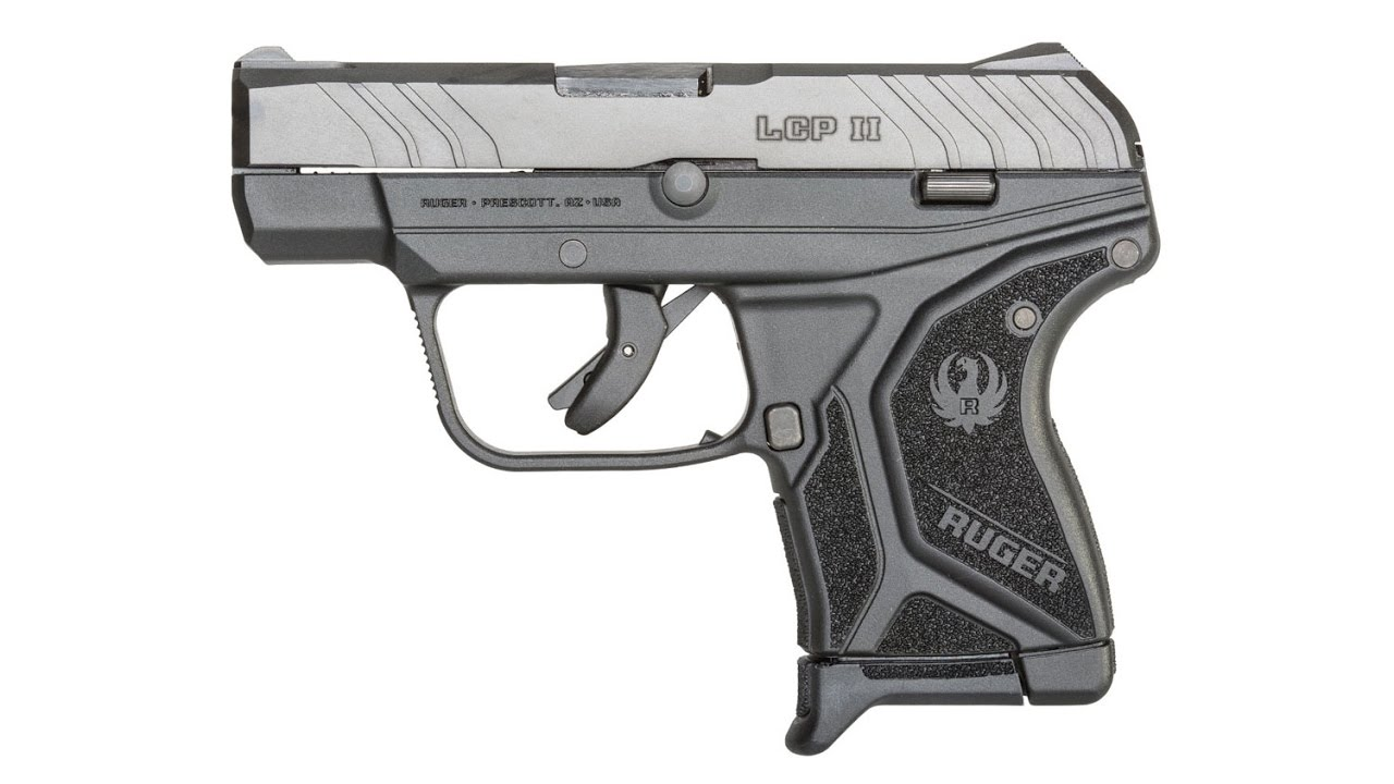 Nra First Ruger Lcp Ii Pistol