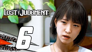 Lost Judgment - Full Game Gameplay Walkthrough Part 6 - The Truth (English)