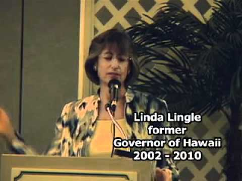 Former Gov. Linda Lingle Addresses Reforms Needed in Hawaii