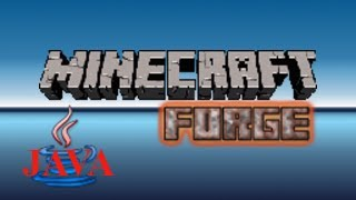 How to Update Java and Install Minecraft Forge 1.6.2 +