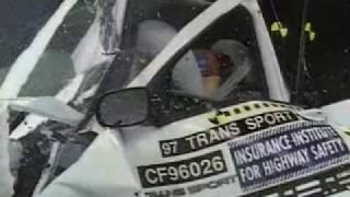 1997-2005 Pontiac Trans Sport/Montana Crash Test