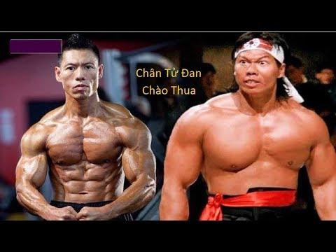 Lực sĩ mạnh nhất Trung Quốc và CÚ ĐẤM NGÀN CÂN khiến Chân Tử Đan choáng