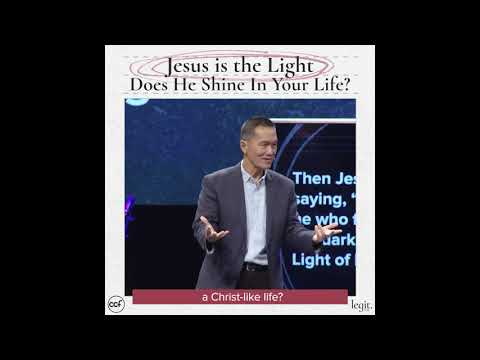 Jesus is the Light Does He Shine in Your Life? - Peter Tanchi - Legit Snippets