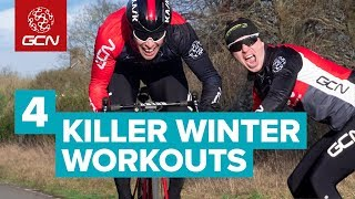 4 Perfect Winter Workouts For Cyclists | Get Fit For Summer Riding