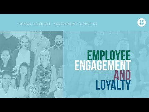 Employee Engagement and