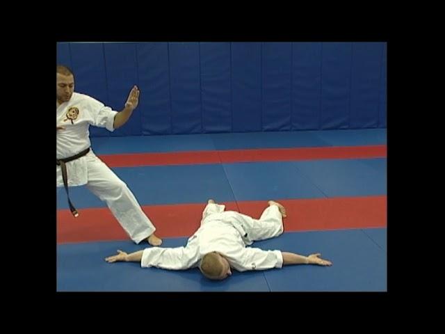 Intermediate Self Defence
