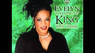 Evelyn  Champagne  King   Open Book.