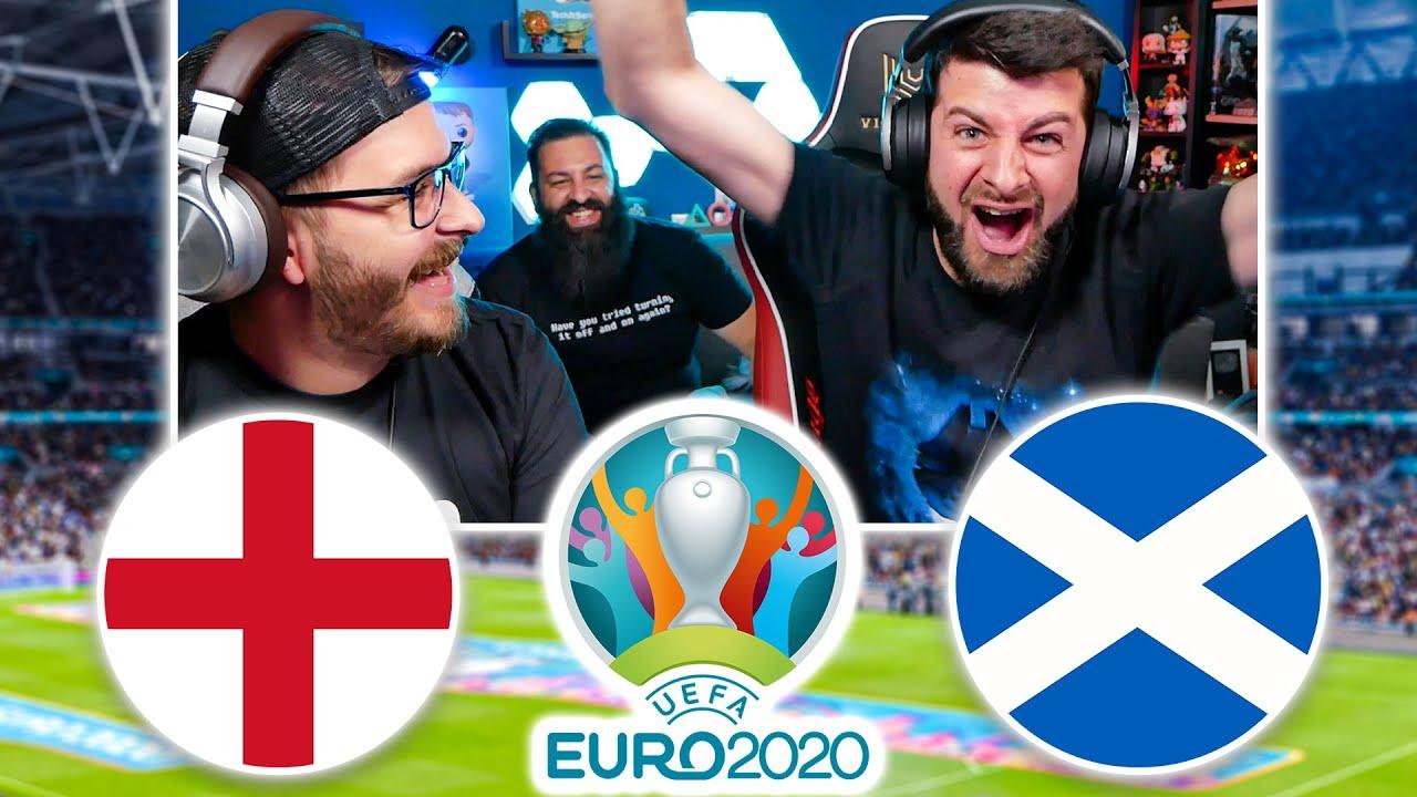 ΑΓΓΛΙΑ - ΣΚΩΤΙΑ | EURO 2020 | TechItSerious