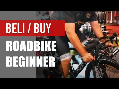 Roadbike Alcott Zagato Team Malaysia - My 1st Bike