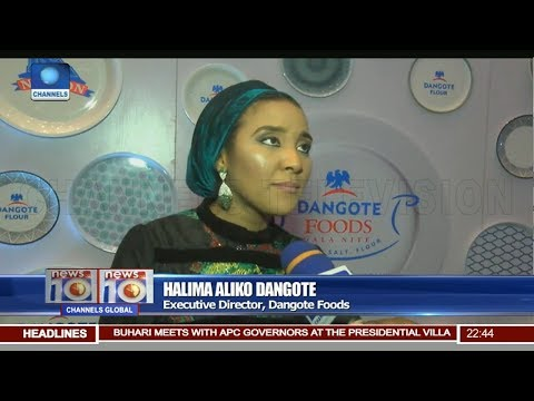 Dangote Foods Awards: Management Plans To Make Nigeria Self Sustaining