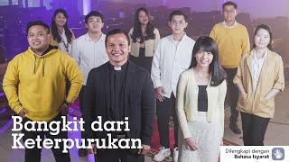 Ibadah Online - 17 Oktober 2021   BANGKIT DARI KETERPURUKAN - Pdt. Marto Marbun
